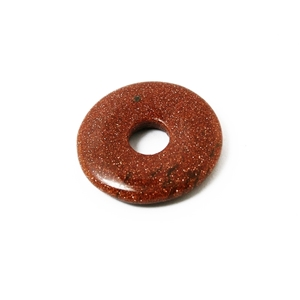 Picture of Pendente Cristal Pedra Sol - Donut